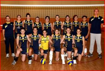 Rubicone in Volley donne 2014