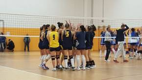 Rubicone in Volley ragazze 2015